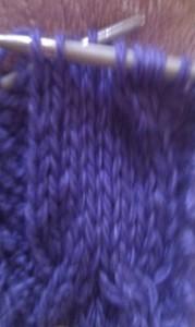 вязание жгута